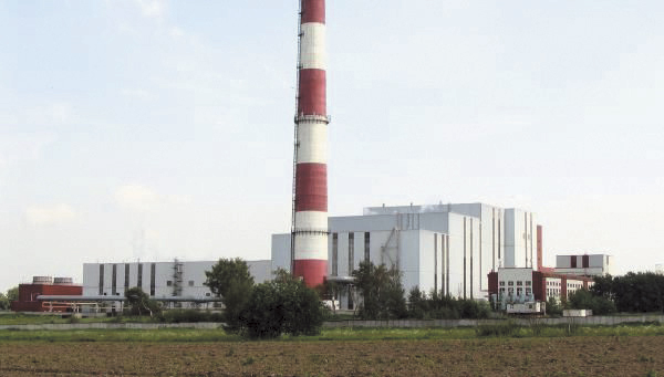 Мусоросжигающий завод в г. Москве